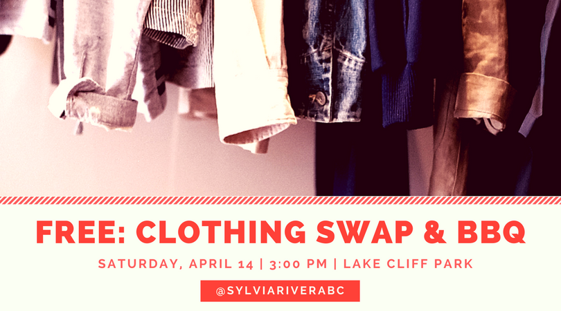 clothing swap event